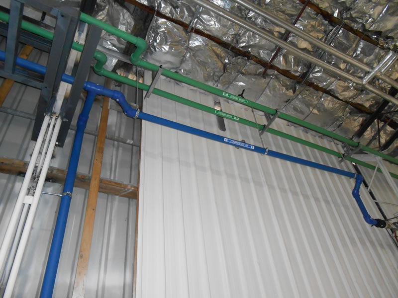 Pipe Systems | Dynamic Air Systems
